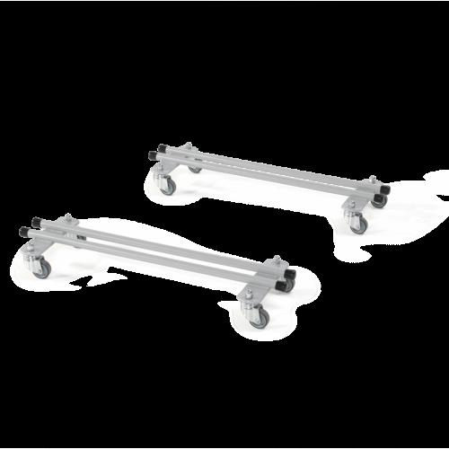 Transportrollen für Schwebebalken (2 Stück)